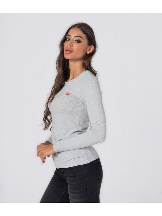 RETRO tričko dámske s dlhým rukávom Zenit L Round W 20