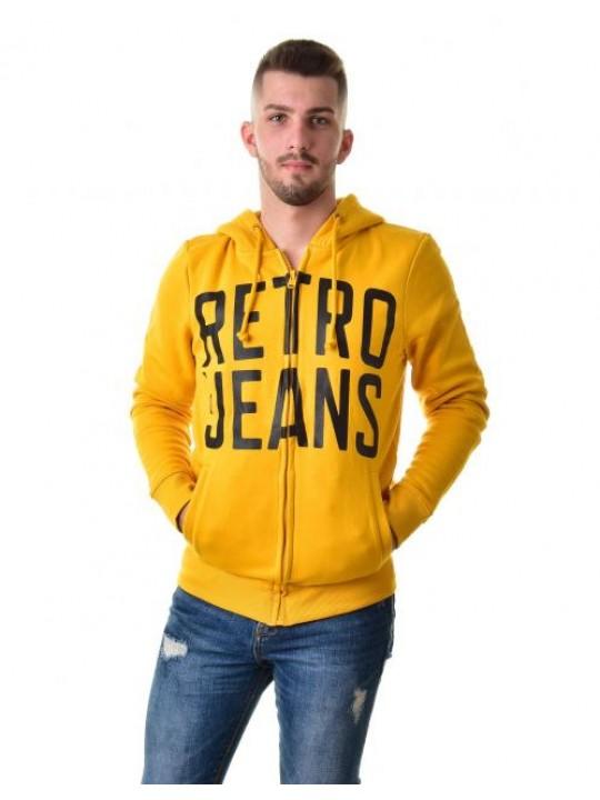 RETRO mikina pánska Filip hoodie