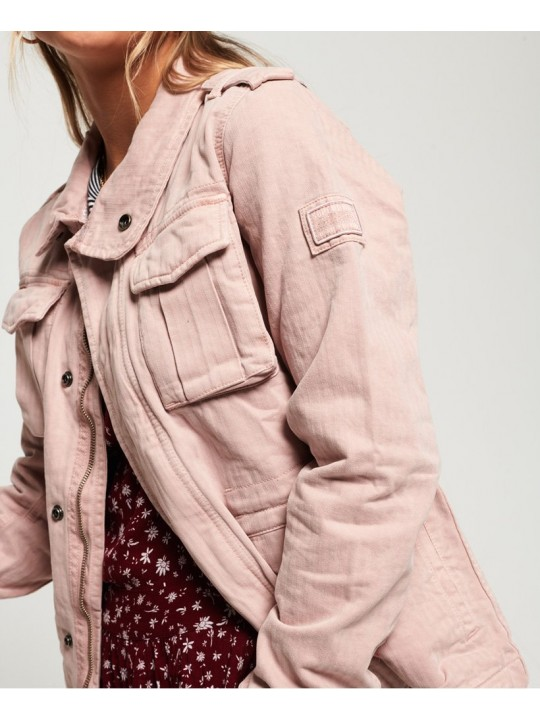 Bunda dámska SUPERDRY Camari rookie 4 pocket jacket