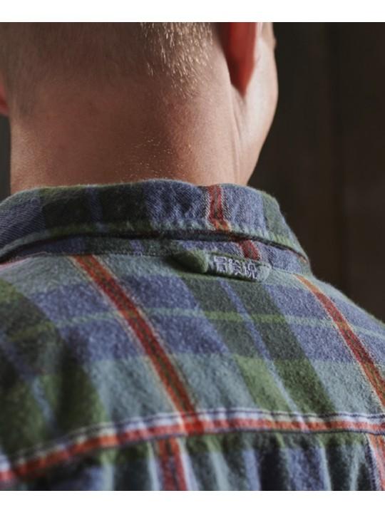 Košeľa pánska SUPERDRY Heritage Lumberjack