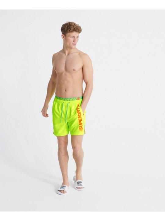 Plavky pánske SUPERDRY State volley swim short